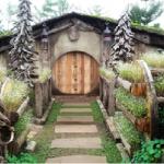 Wisata Alam Rumah The Hobbit Farmhouse Lembang Bandung