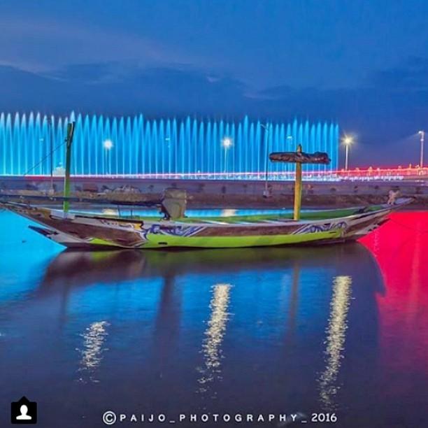 jembatan suroboyo cantik