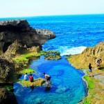 Pantai Kedung Tumpang Tulungagung, Pemandangannya KEREN!