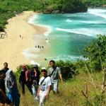 Pantai Gondo Mayit di Blitar, Namanya Emang Serem, Tapi Cantik Lho…