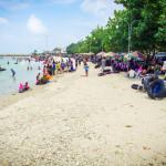 Pesona Indah Pantai Delegan Gresik di Jawa Timur