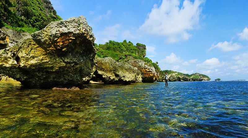 Pantai Drini Wonosari via Panoramio