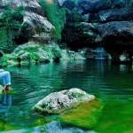 Kedung Entong Blitar, Air Terjun Tersembunyi yang tak Semua Orang Tahu