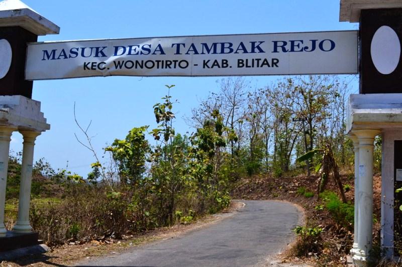 Rute Pantai Tambak Rejo Blitar