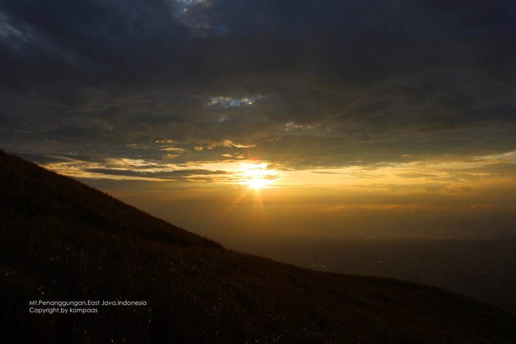 Gunung Penanggungan Malang