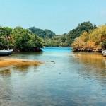Wisata ala Sungai Amazon di Pantai Kondang Buntung Malang