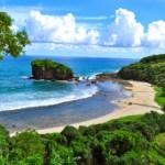Pantai Jelangkung Malang, Keindahannya Tidak Seseram Namanya