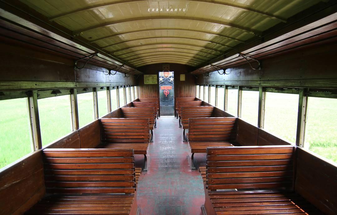 Museum Kereta Api Ambarawa Semarang
