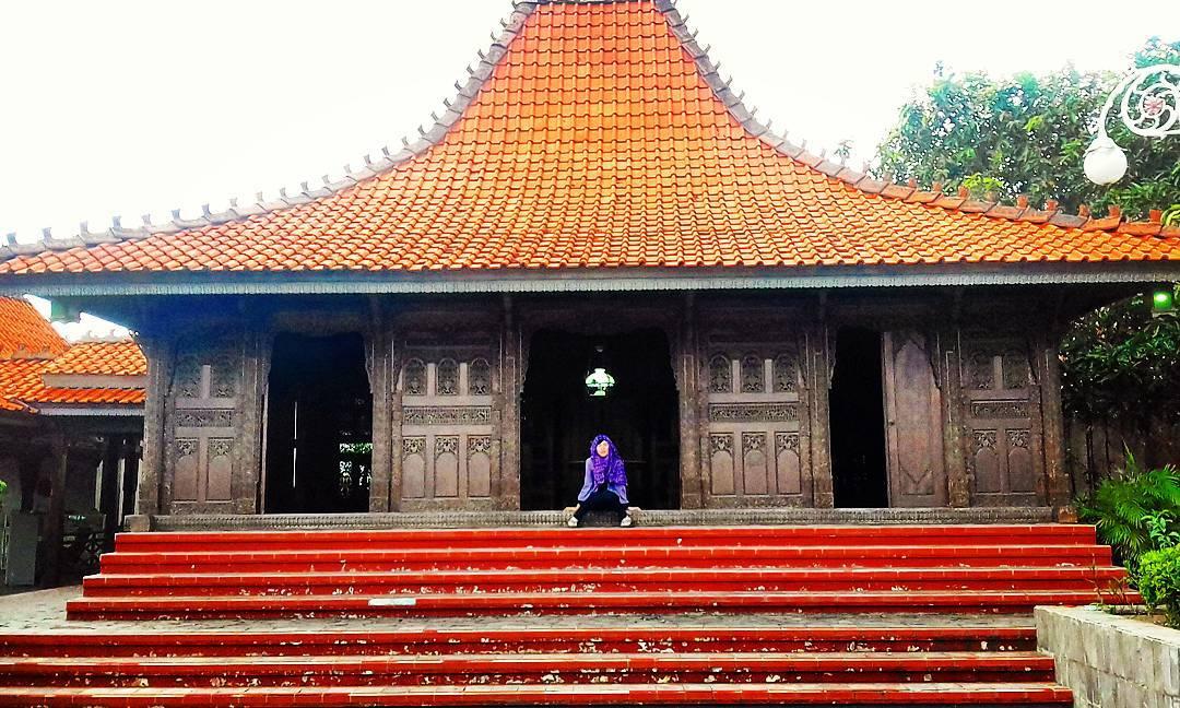 Taman Puri Maerokoco Semarang Taman Mini Versi Jawa Tengah Reresepan
