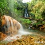 Air Terjun Mrawu Banjarnegara, Sensasi Air Terjun Plus Sumber Air Panas di Jawa Tengah