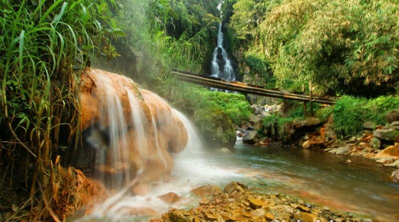 Air Terjun Mrawu Banjarnegara