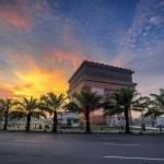 Monumen Simpang Lima Gumul, Ikon Kediri yang Mirip Arc de Triomphe Paris