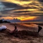 Pantai Slopeng Madura, Pantai Indah di Belahan Pulau Garam