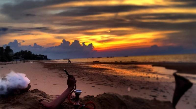 Pantai Slopeng Madura