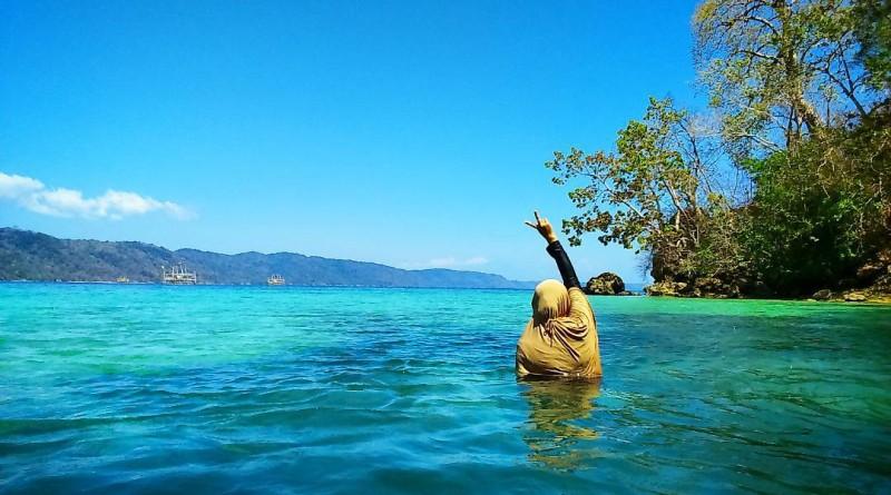 Teluk Biru Banyuwangi