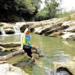 Kedung Cinet Jombang, Wisata Alam Instagramable ala Green Canyon Pangandaran