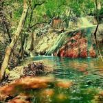 Air Terjun Batu Raja Manitan, Wisata Alam Terbaru di Bangkalan Madura