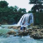 Air Terjun Toroan Sampang, Air Terjun Mengagumkan di Tepi Laut Jawa