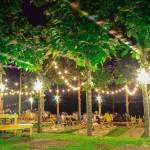 Kafe Bukit Delight Malang, Tempat Nongkrong dengan Suasana Romantis Malam Hari