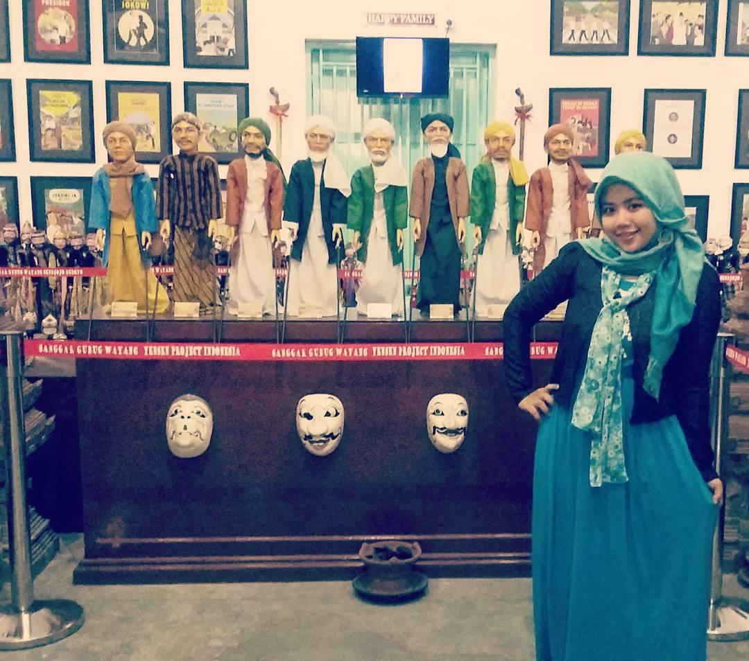 Museum Sanggar Gubug Wayang