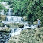 Curug Nangga Banyumas, Air Terjun Tujuh Tingkat di Jawa Tengah