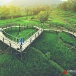 Jembatan Cinta Pring Wulung, Wisata Kekinian di Purbalingga