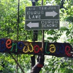 Curug Lawe Benowo Kalisidi (CLBK), Wisata Dua Air Terjun di Ungaran Semarang