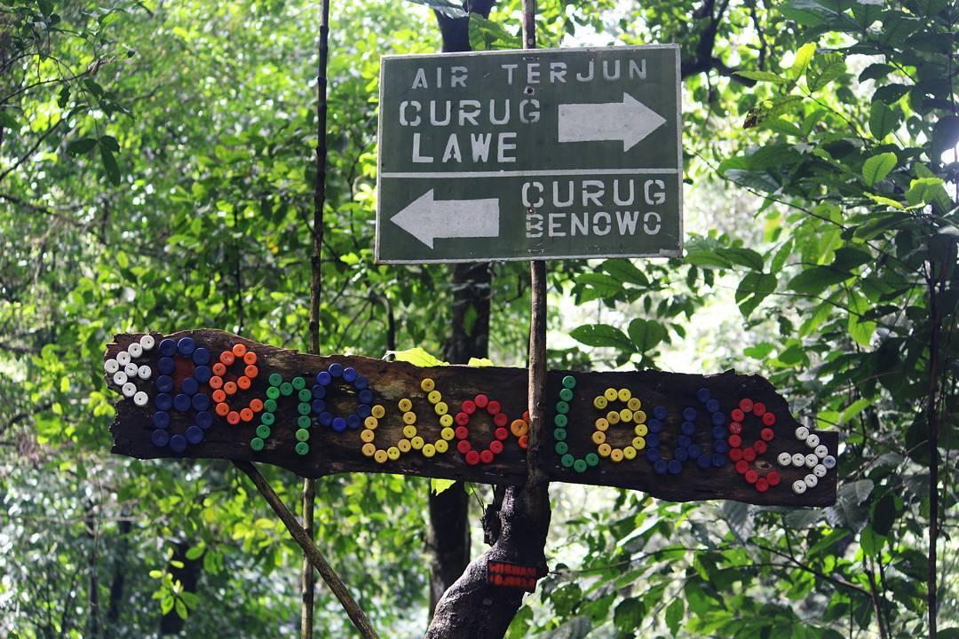 Curug Lawe Benowo Kalisidi