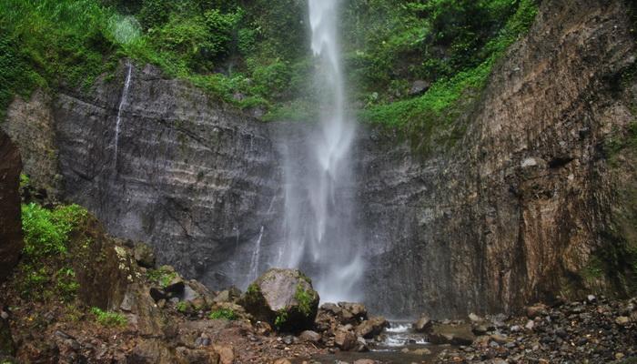 Air Terjun Kali Pancur Semarang
