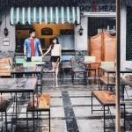 Rumah Opa Kitchen Malang, Kafe Unik dengan Suasana Vintage di Switzerland van Java