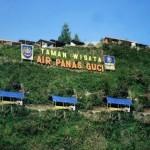 Taman Wisata Air Panas Guci, Kehangatan di Wisata Dataran Tinggi Tegal