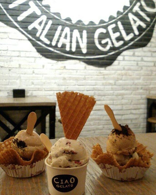 ciao gelato yogyakarta