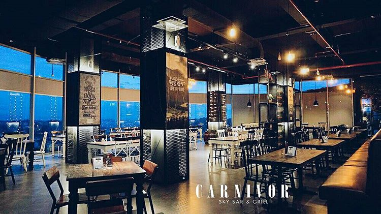 Carnivor Sky Bar Semarang