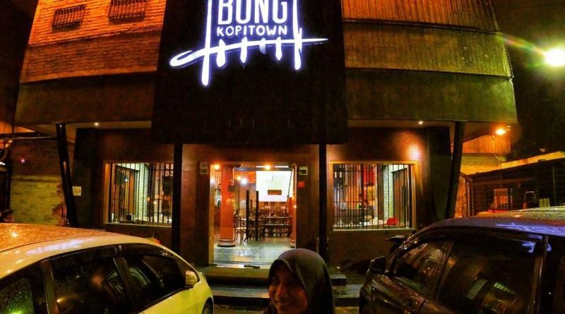 Kafe Bong Kopitown Yogjakarta