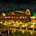 Kampung Laut Semarang – Pilihan Kuliner Unik, Menyantap Makanan di Gubung Atas Laut