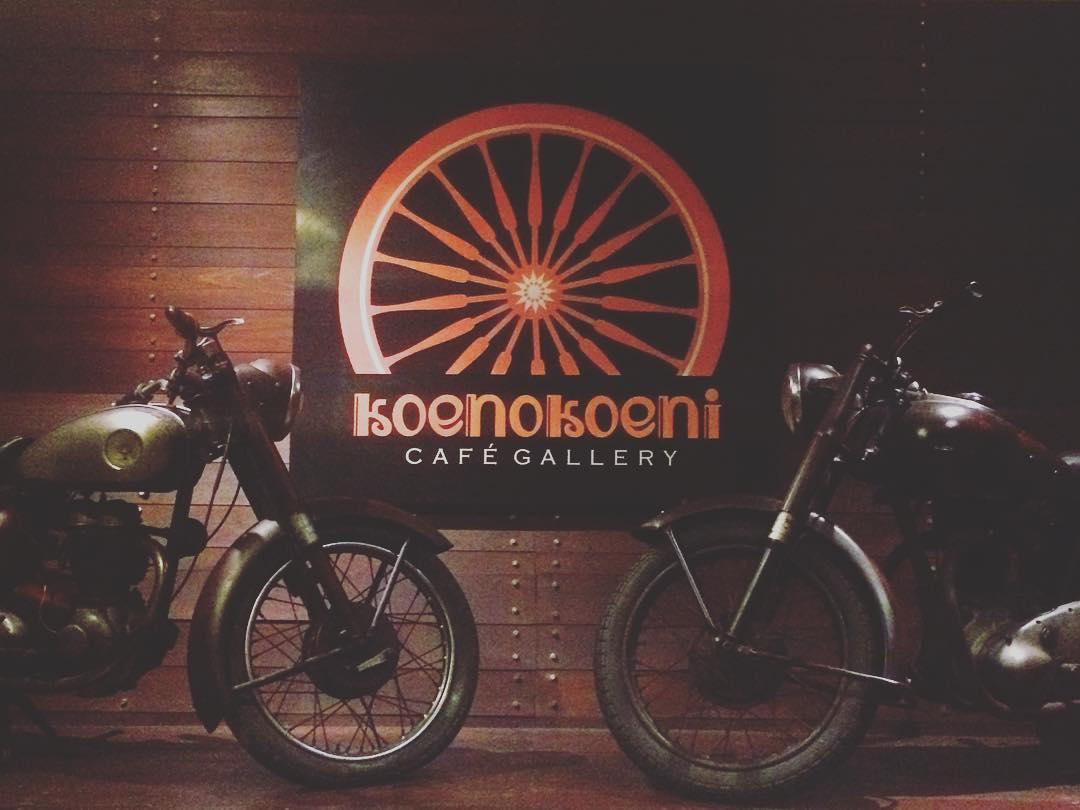 KoenoKoeni Cafe Gallery Semarang