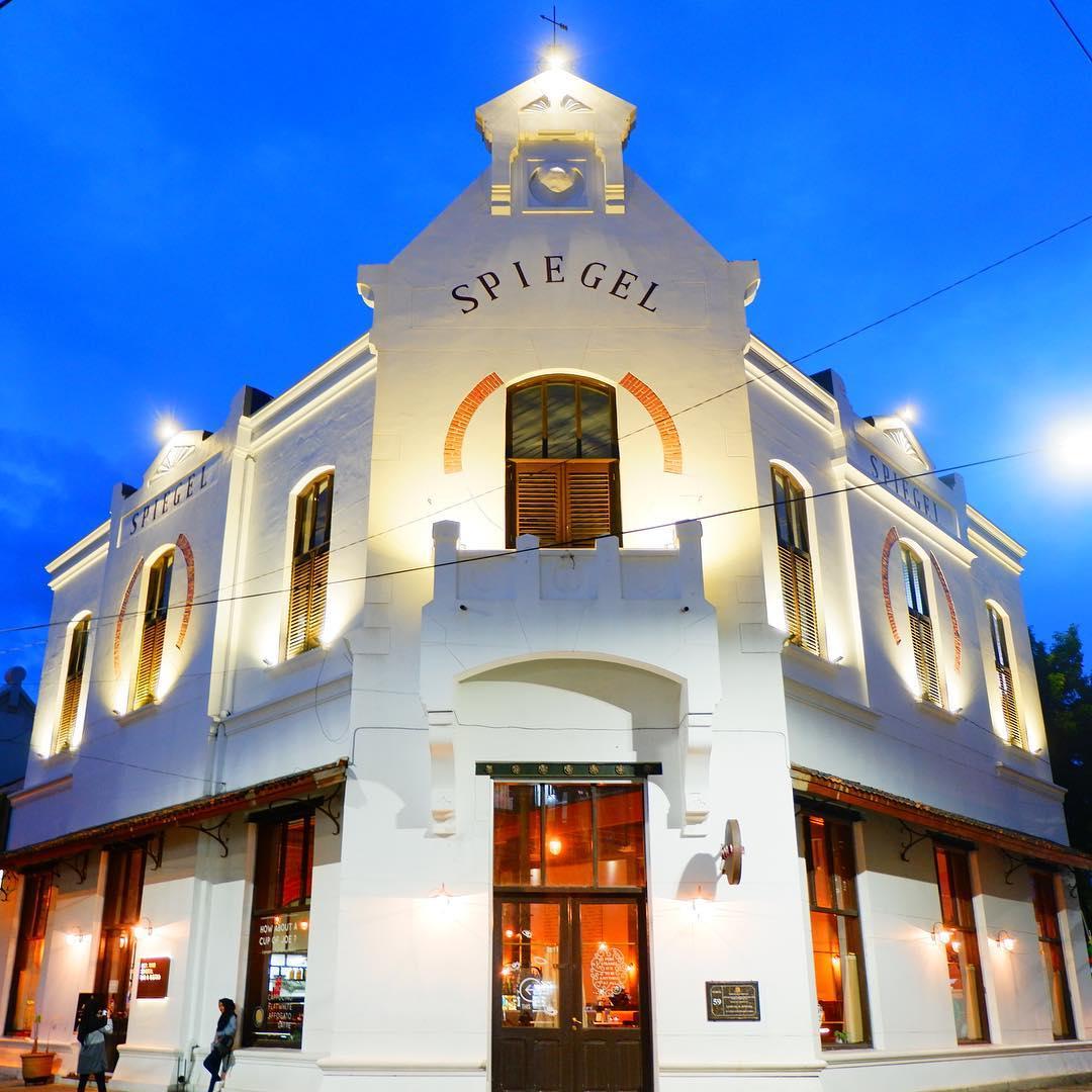 Restoran Spiegel Semarang