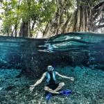 Umbul Manten Klaten – Lokasi Foto Selfie Underwater yang Keren dan Penuh Mitos