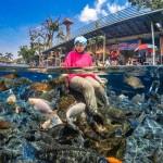 Umbul Ponggok Klaten – Wisata Kekinian Foto Selfie Bawah Air yang Keren di Jawa Tengah