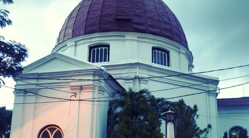Gereja Blendug Semarang