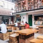 Kafe Food Coma, Tempat Nongkrong yang Asyik, Instagramable Banget dan Harganya Murah!