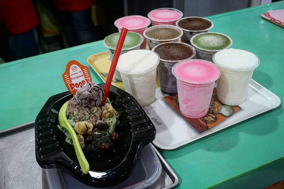 Kafe Ice Poopy Surabaya