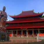 Kelenteng Sam Poo Kong – Wisata Sejarah Tempat Pendaratan Laksamana Cheng Ho di Semarang