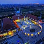 Masjid Agung Jawa Tengah – Simbol Kebesaran Islam di Kota Semarang