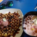 Moru Moru Cafe, Surganya Es Krim di Tengah Panasnya Kota Surabaya