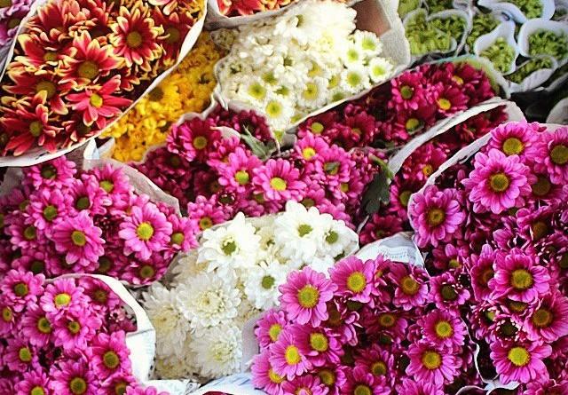 Pasar Bunga Bandungan