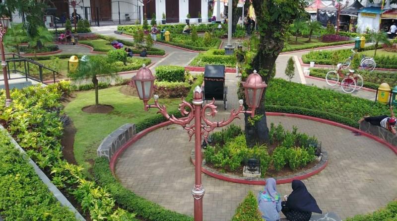 Taman Srigunting Semarang