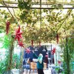 Madam Wang Secret Garden, Restoran Unik Malang Bergaya Taman di Negeri Impian