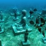Pura Bawah Laut Pemuteran Bali, Mistis dan Menghebohkan Dalam Satu Paket