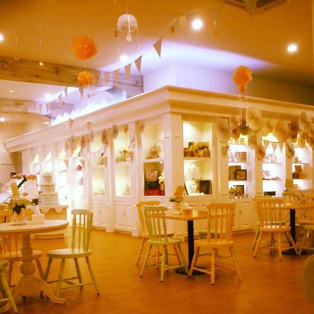 Alice Tea Room Malang